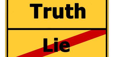 Lies are wrong